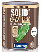 Blanchon Huile Solid'Oil