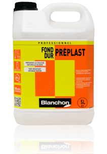 Fond Dur Preplast Blanchon