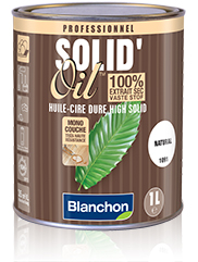 Huile Solid'Oil Blanchon