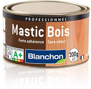 Mastic bois poudre Blanchon