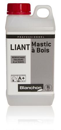 Liant mastic à Bois Blanchon