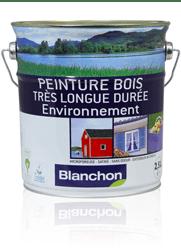 Peinture Bois Blanchon