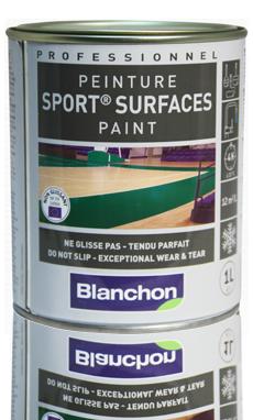 Peinture Terrain Sportif
