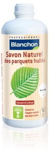Savon naturel des Parquets huilés Blanchon