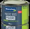 Mastic Bois poudre Blanchon 500g
