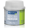 Mastic bois Polyester Blanchon 670g