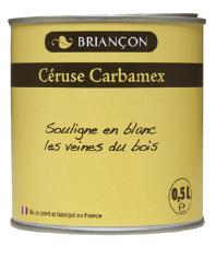 Céruse Carbamex Blanchon 0.5L