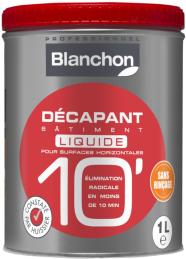 Décapant Bâtiment 10' Liquide Blanchon
