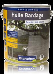 Huile Bardage Blanchon 10L : Protection des bardages et boiseries verticales