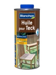 Huile Pour Teck Blanchon 1L