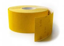 Papier abrasif au mètre largeur 115 mm grain 100