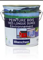 Peinture Très Longue Durée Environnement Blanchon 0.5L