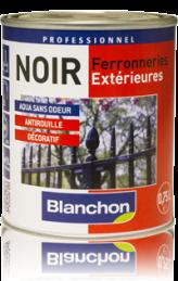 Peinture Noir Ferronnerie-blanchon