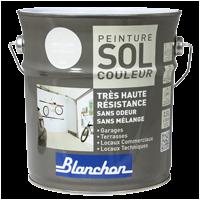 Peinture Sol Couleur Blanchon 0.5L