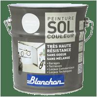 Peinture Sol Couleur Blanchon 2.5L