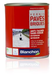 vernis paves briques Blanchon 10L