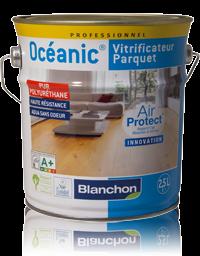 Vitrificateur Parquet Oceanic Blanchon 10L