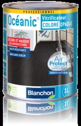 Vitrificateur Parquet Oceanic Coloré opaque Blanchon