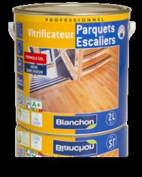 Vitrificateur Parquets Escaliers Blanchon 2L