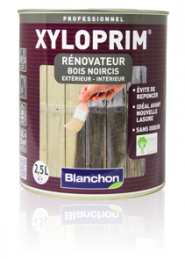 Xyloprim Bois Noircis Blanchon